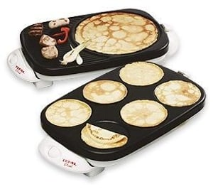 CREPE-GRILL PARTY DUAL