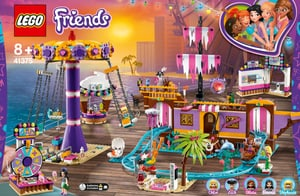 FRIENDS 41375 Le quai de Heartlake City