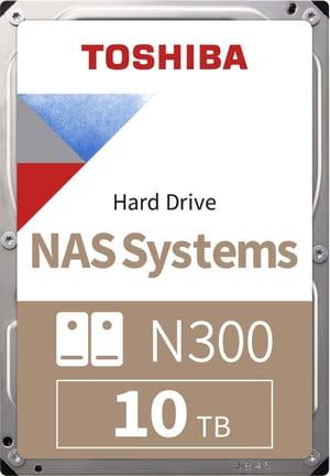 """N300 High Reliability  10TB 3.5"""" SATA (BULK)"""
