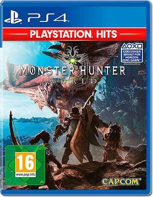 PS4 - Monster Hunter World D