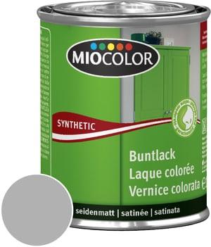 Synthetic Vernice colorata opaca Grigio Argento 375 ml