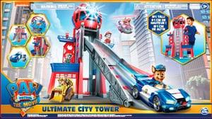 Paw Patrol Movie Adventure City Tower