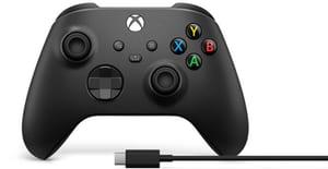 Contrôleur  Xbox Carbon Schwarz