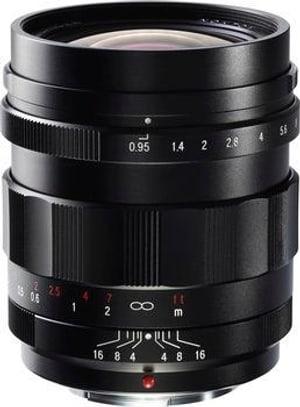 Nokton 25mm F0.95 II MFT