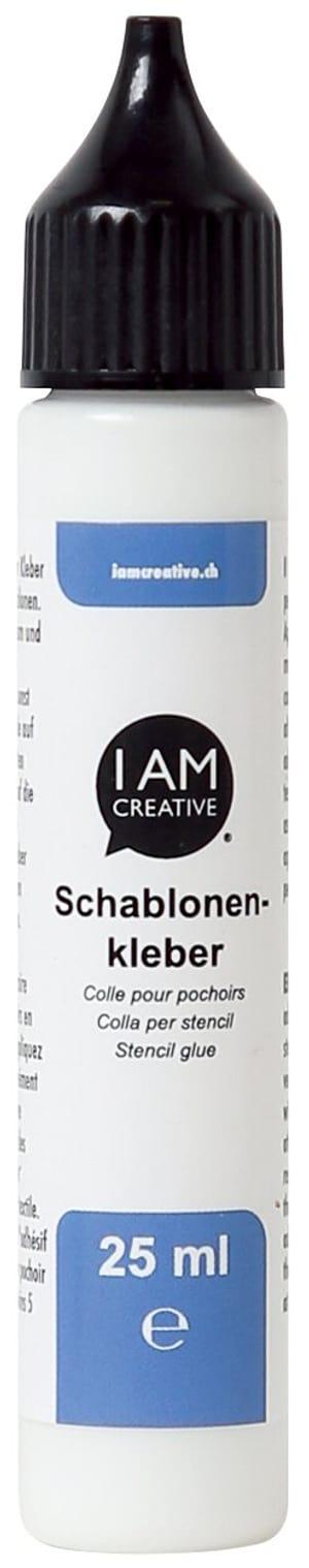 Schablonenkleber, 25 ml