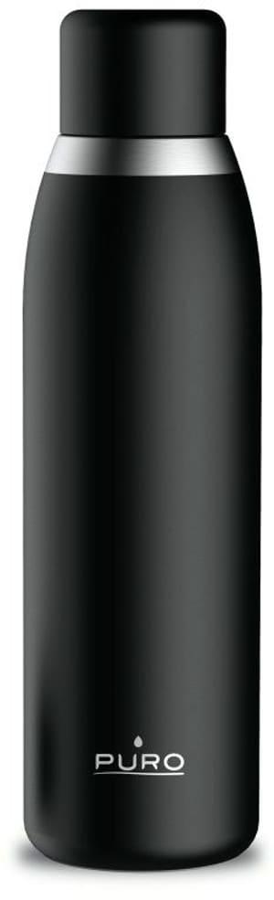 Puro Smart Bottle with LCD display 500 ml nero