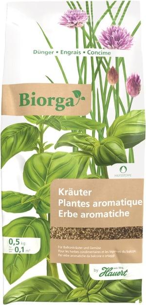 Biorga Kräuterdünger, 500g