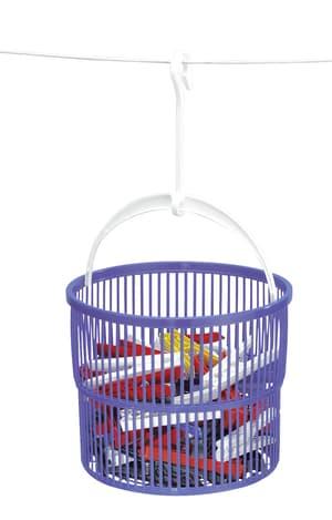 Wäscheklammer Korb