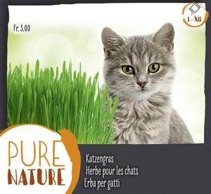 Katzengras 200g Pure Nature