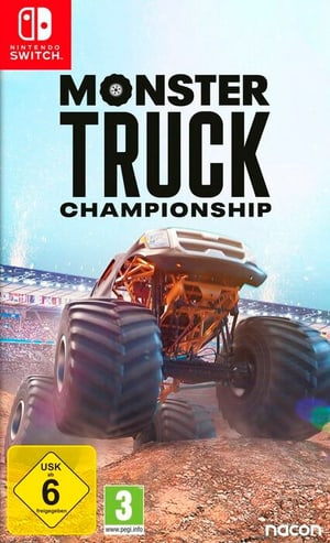 NSW - Monster Truck Championship D/F