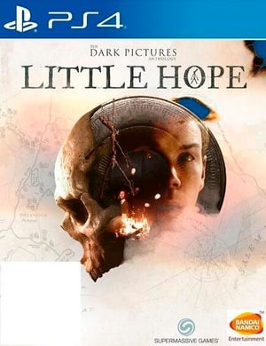 PS4 - The Dark Pictures Anthology: Little Hope