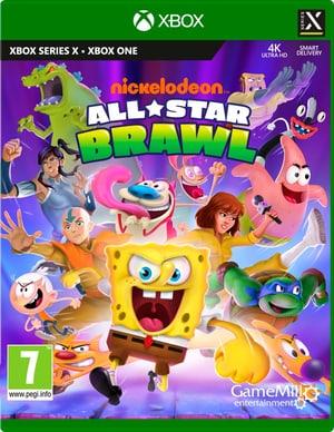 XSX - Nickelodeon All-Star Brawl D