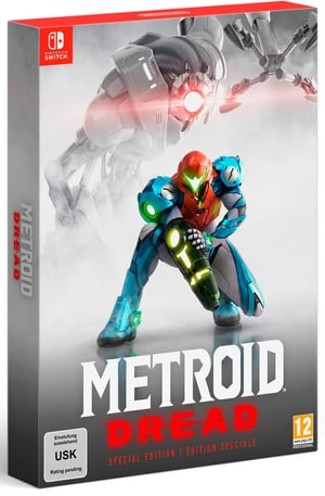 NSW - Metroid Dread Special Edition