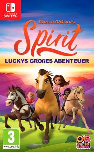 NSW - Spirit Luckys großes Abenteuer D