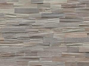 Indo Axewood FSC rivestimento del muro bianco