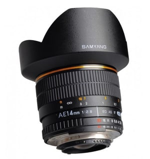 Samyang 14mm / 2.8 IF ED UMC Aspherical