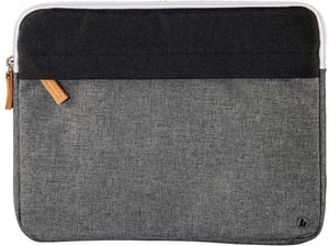 "Sleeve Florenz 10.1"" schwarz/grau"