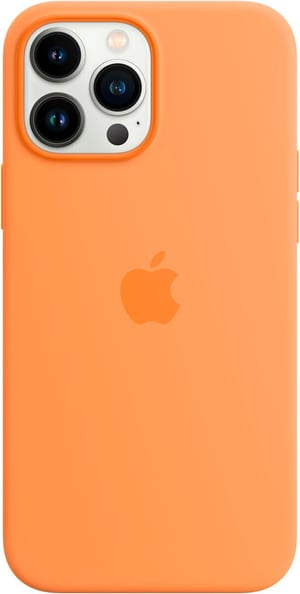 iPhone 13 Pro Max Silicone Case with MagSafe – Marigold