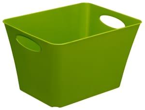 Kunststoff_Behälter 24 Liter grün