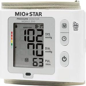 Pressure Monitor Mobile 200