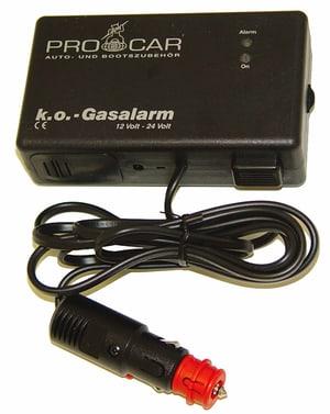 avertisseur de gaz acustique + optique