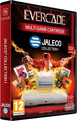 Evercade 15 - Jaleco Collection 1