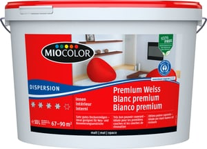 Dispersion Premium Weiss, 10 l