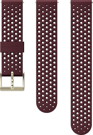 20MM Athletic 1 Silicone Strap S+M