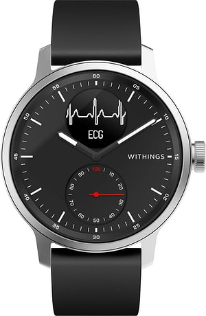 Scanwatch 42mm/Black