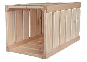 Cassetta in legno A1/8