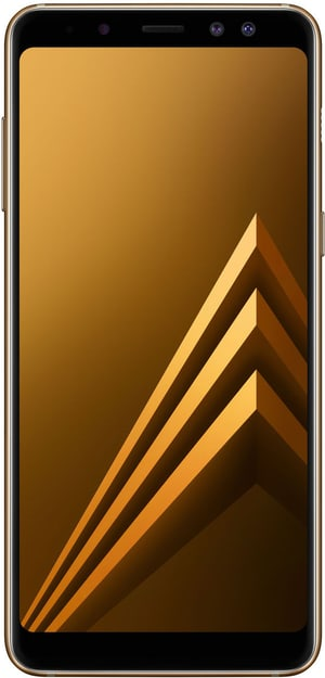 Galaxy A8 Dual SIM 32GB gold