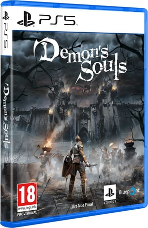 PS5 - Demon's Souls