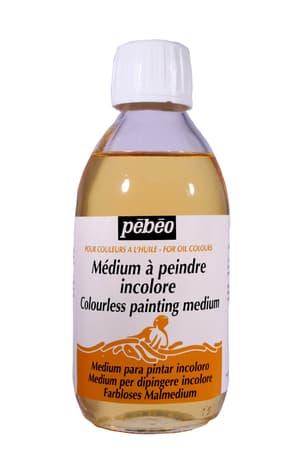 PÉBÉO Farbloses Malmedium 245ml