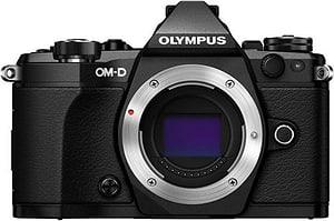 Olympus OM-D E-M5 Mark II Body noir