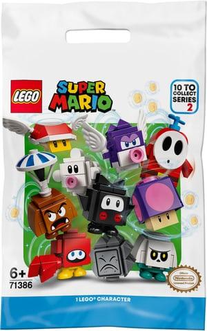 Super Mario 71386 Pack surprise de personnage – Série 2