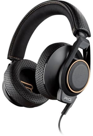 RIG 600 High Fidelity Stereo Gaming Headset - nero