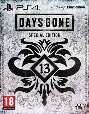PS4 - Days Gone - Special Edition