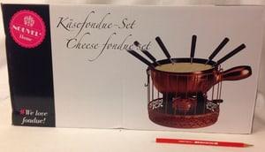 Set fondue 9 pièces
