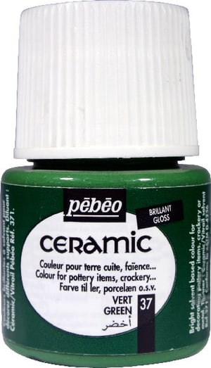 Pébéo Ceramic 37 verde
