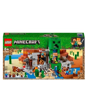 Minecraft™ 21155 La mine du Creeper™