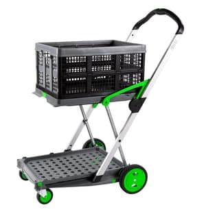 CLAX Chariot pliable 60 kg
