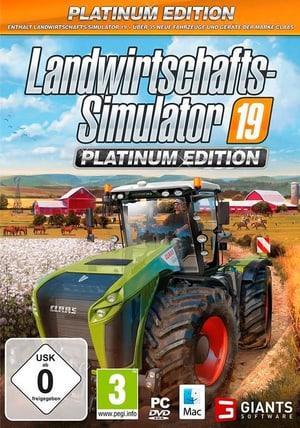PC - Landwirtschafts-Simulator 19 - Platinum Edition D