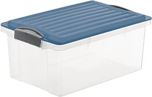 COMPACT Stapelbox 13 l mit Deckel