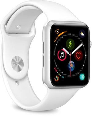 Icon Silicone Band - Apple Watch 38-40mm - white