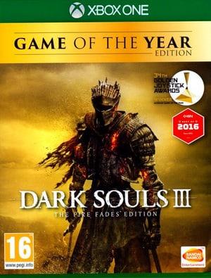 Dark Souls 3 - The Fire Fades Edit[X