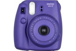 Instax Mini 8  violet