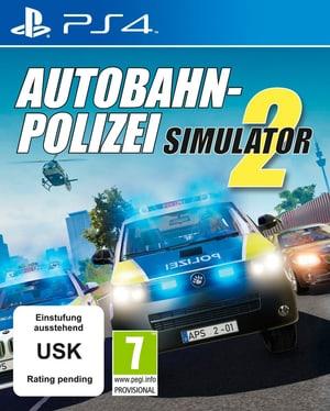 PS4 - Autobahn-Polizei Simulator 2