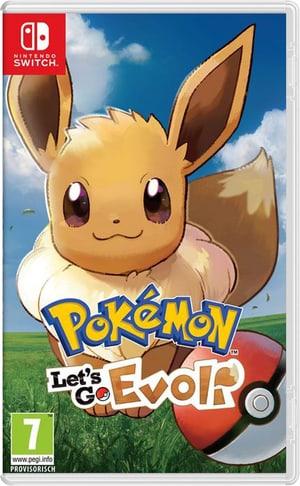 NSW - Pokémon: Let's Go, Evoli!