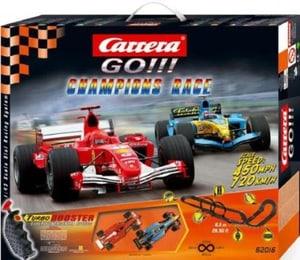 02/09  XL CARRERA GO Champions Race