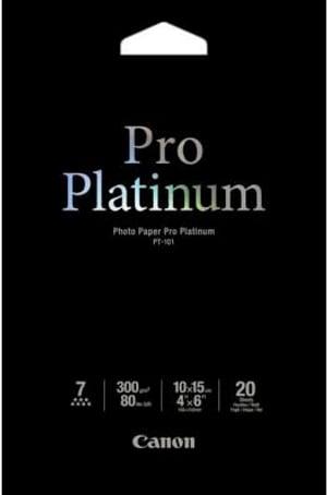 Pro Platinum Photo Paper 10x15cm PT-101